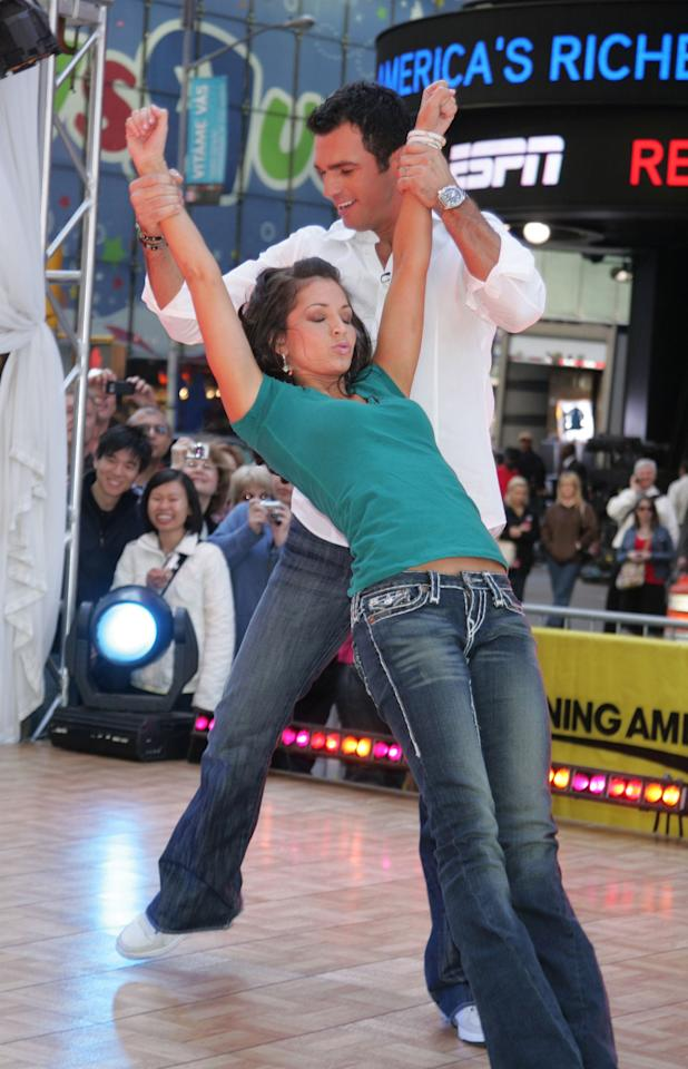 <p>Rycroft had a ton of fan support when she joined <strong>DWTS</strong> in 2009, fresh off being dumped by Bachelor Jason Mesnick in favor of the runner-up, Molly Malaney. She and partner Tony Dovolani came in third place, but that wasn't the end of Rycroft's dancing journey: she returned for the all-star season in 2012, partnering with Dovolani again, and this time she took home the mirror ball trophy!</p> <p>Since then, Rycroft has appeared with <strong>DWTS</strong> as the host of the show's 2015 tour, and she hosted a handful of other reality specials in the years following as well. She's married to Tye Strickland, and they have three children.</p>