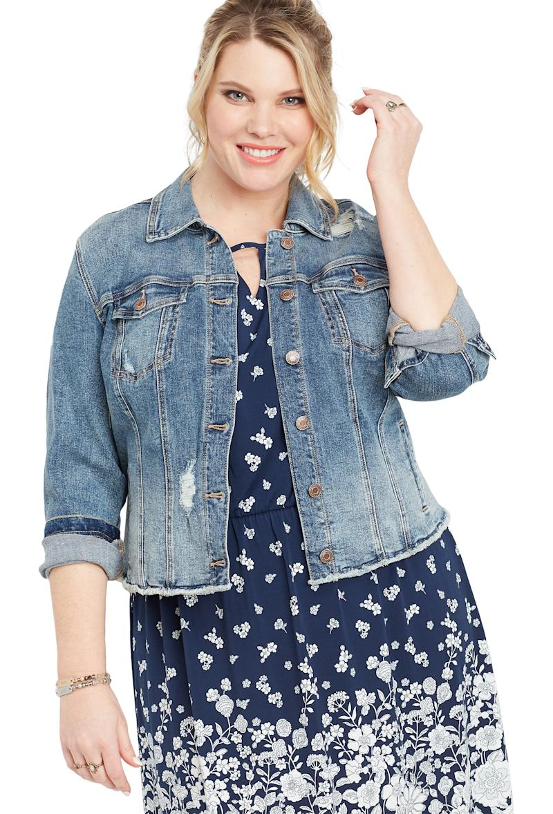 cca7e425bdf Shop spring plus-size essentials from Maurices at Walmart