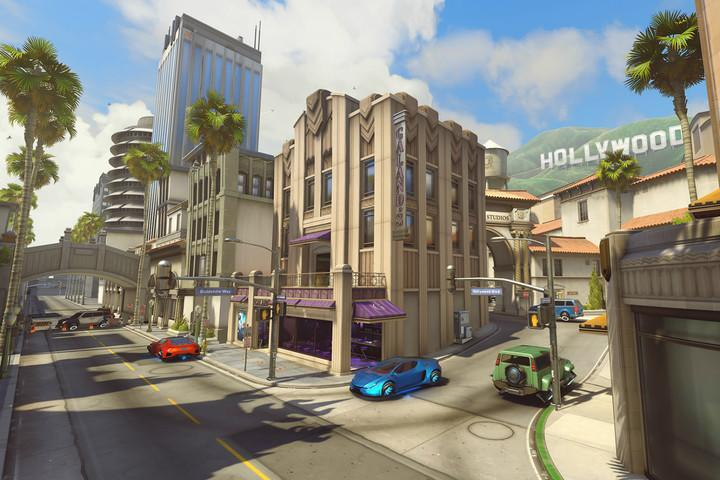overwatch hollywood screenshot
