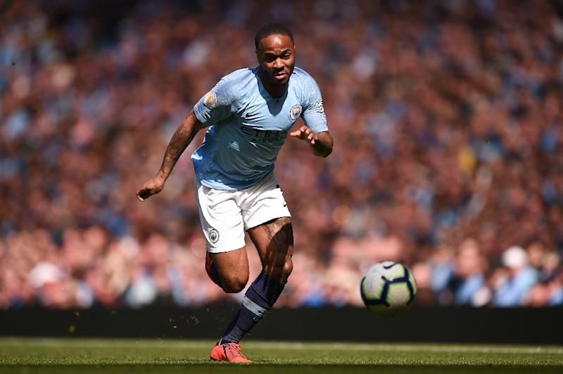 Raheem Sterling has been one of Manchester City's stand-out players this season