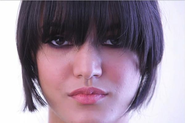 <b>6. Forever fringe<br><br>For the woman who is not afraid to let her claws out if the occasion arises. She is fit, she is fabulous and she is coming after you! The Forever Fringe hairstyle is our version of the cat woman.<br><br><br><br><br></b>