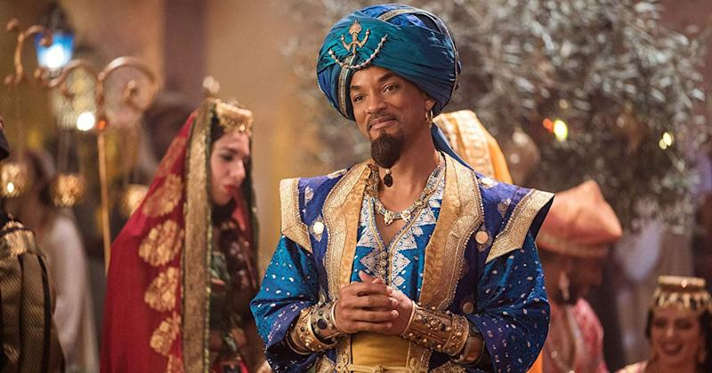 Wish granted! Disney reportedly developing Aladdin sequel