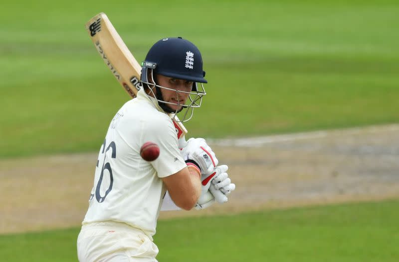 Root hails England's mental strength after 'brilliant chase' at Old Trafford