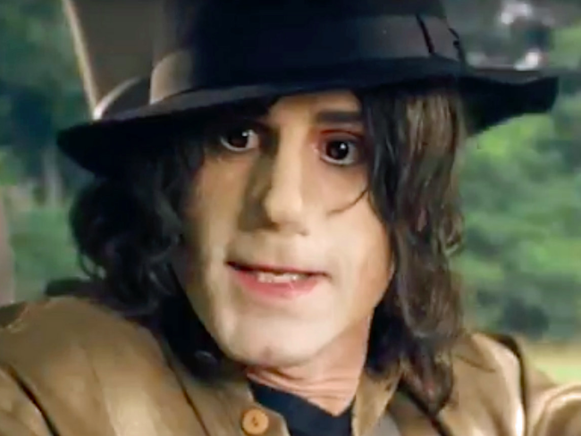 Joseph Fiennes Michael Jackson Urban Myths YouTube Sky Arts final