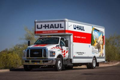 U-Haul truck and trailer rentals are now available at 1705 S. Main St. in Roswell thanks to the Company's adaptive reuse of an old Kmart store.