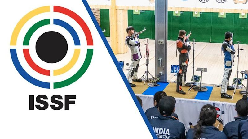ISSF Junior World Cup 2019 Medal Table Updated: India Clinches 24 Medal, Tops the Tally