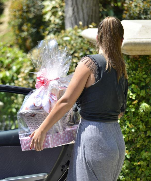 Pink Baby Gifts Arrive At Kim Kardashian's Home: Is It A Girl?