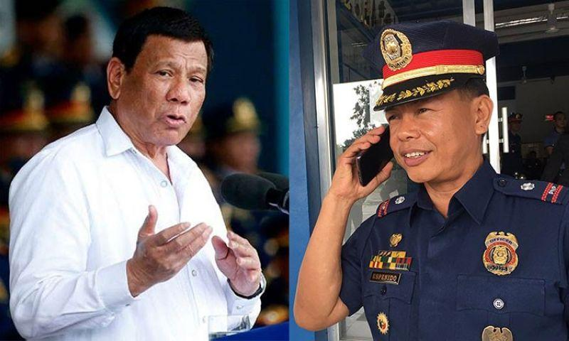 Duterte to Espenido: 'You're free to kill' drug offenders in Bacolod