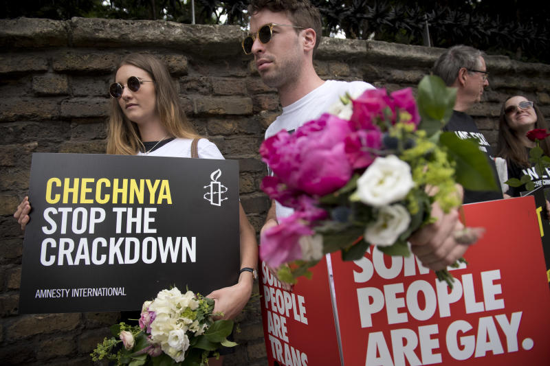 Gay Rights in Russia: Victim of Chechnya's Alleged Purge Shares Story of Beatings