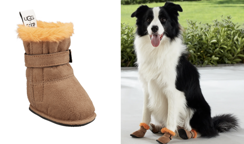 Ugg VIP Booties for Dogs - Nordstrom, $80