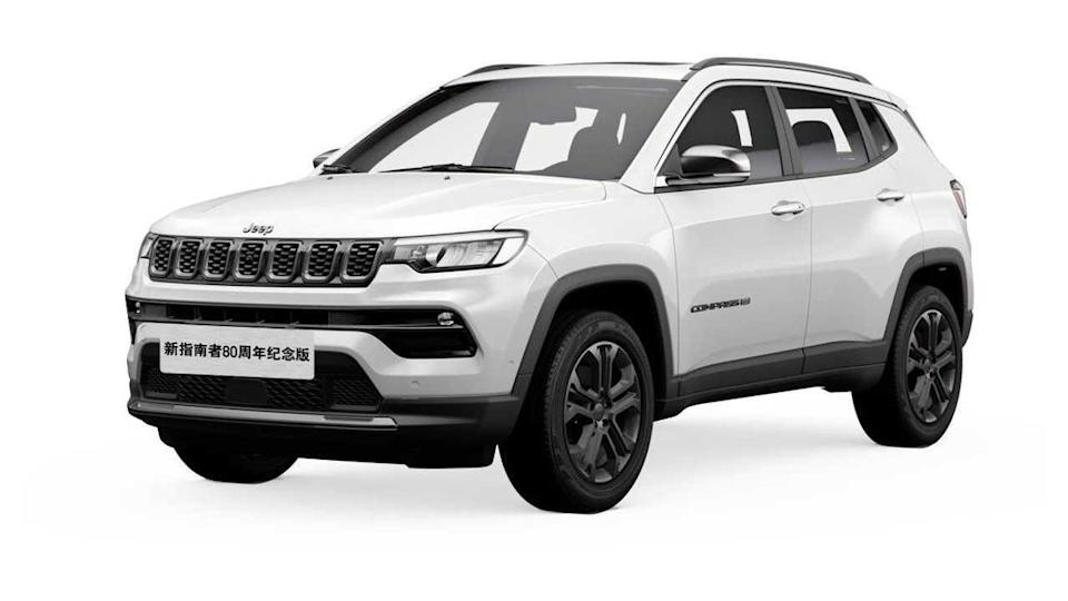 Jeep Compass 2022 (China)