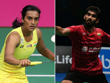 Sudirman Cup 2019: Inconsistent form of ace shuttlers PV Sindhu, Kidambi Srikanth gives India cause for concern