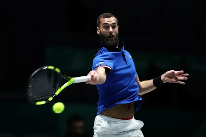 Benoit Paire was Allowed to Play in ATP Hamburg Despite Testing Positive for Covid-19