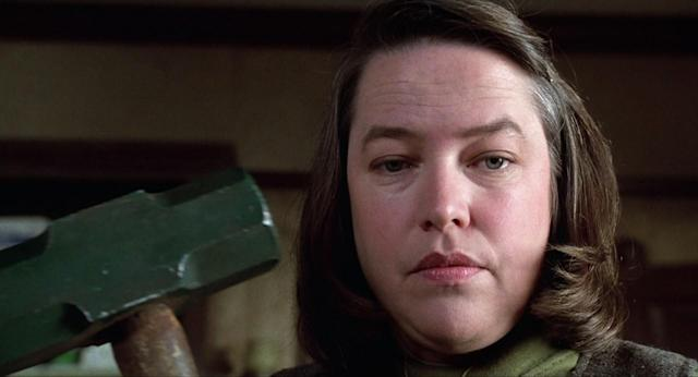 Kathy Bates in <em>Misery</em> (Photo: Sony Pictures)