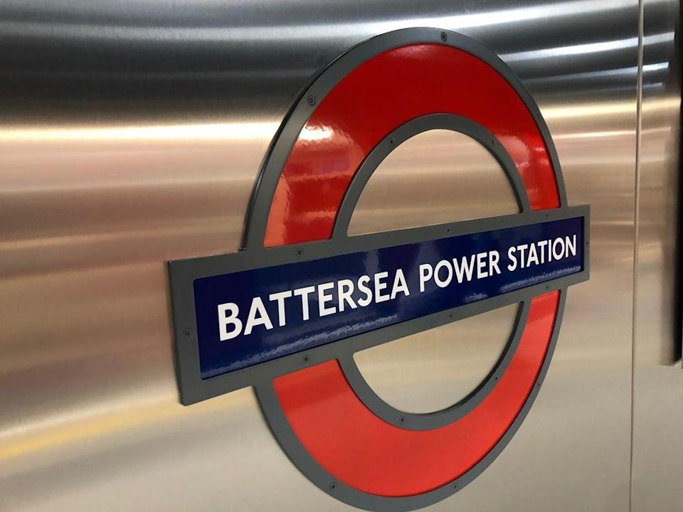 Battersea Power Station has joined the London Underground (Ross Lydall)