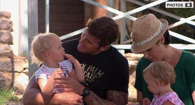 Corporal Ben Roberts-Smith. Photo: Channel 7