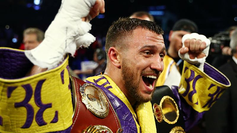 Lomachenko v Campbell: Crawford, Canelo and the pound-for-pound top five