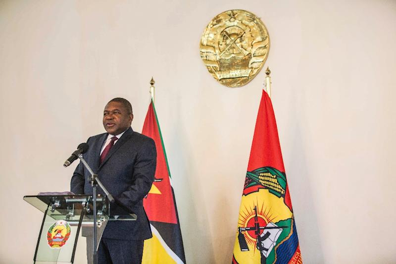 Mozambique's President Filipe Nyusi said a breakthrough had been made with the opposition Renamo party over the disarmament of its armed wing