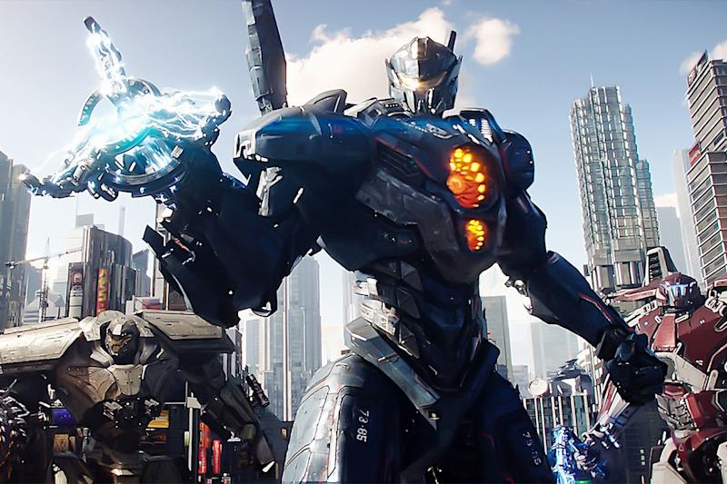 Pacific Rim Uprising Review: Just Hang on 'Til the Robots Arrive