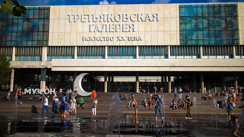 <p>For an authentic look into Russia's art scene, head to the Tretyakov gallery in Moscow. It's one of the largest in Russia with over 100,000 works of art – icons, paintings, graphics and sculpture – spanning the entire history of Russia. Its collection of realism works from the second half of the 19th century is the best in the country. <em>[Photo: Getty]</em> </p>