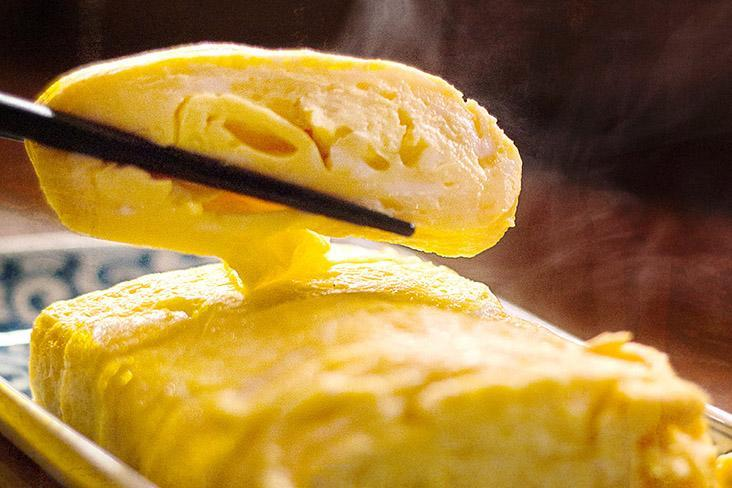 'Tamagoyaki' is a Japanese style rolled omelette that can be made at home. — Pictures by CK Lim