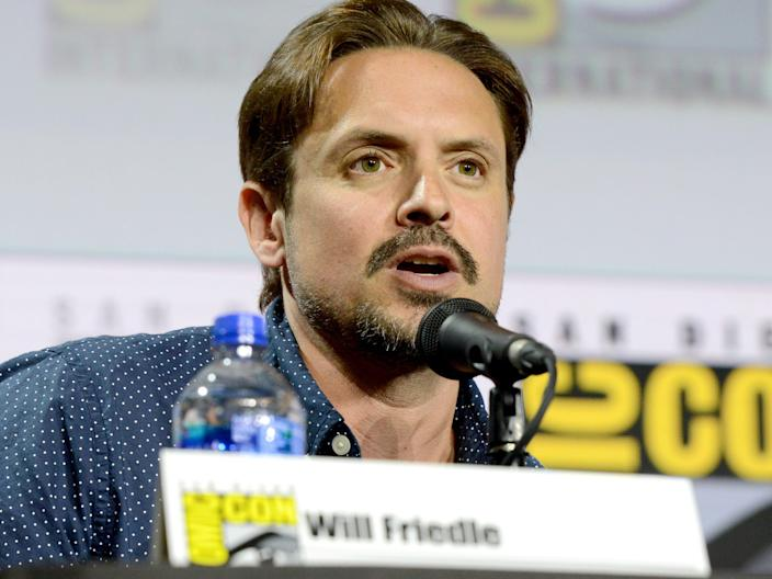 Will Friedle in July 2019.