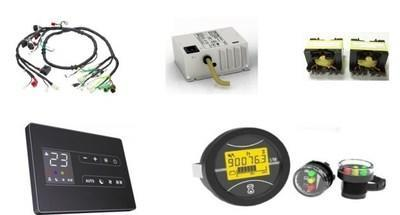 Key products of Nordelettronica