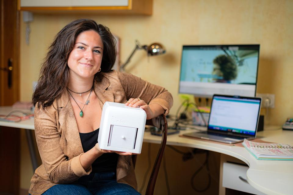 The Blue Box is named international winner of James Dyson Award 2020
