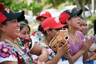 Mexico's machismo culture was one of the first barriers that the Little Devil's women's softball team says it encountered