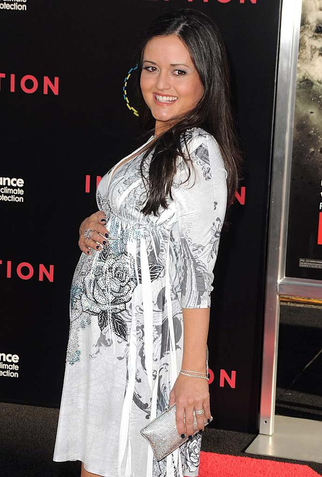 "It's been a pretty wonderful year for former ""Wonder Years"" star Danica McKellar, who gave birth to her first son, Draco, on September 7. Forgoing an epidural, McKellar was in labor for a day and a half before she and her composer hubby Mike Verta met their little boy for the first time. Draco comes from the Latin word for dragon and constellation. Jordan Strauss/<a href=""http://www.wireimage.com"" target=""new"">WireImage.com</a> - July 13, 2010"
