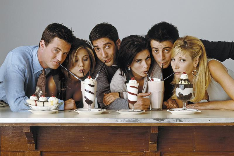 Which friend from Friends are you?