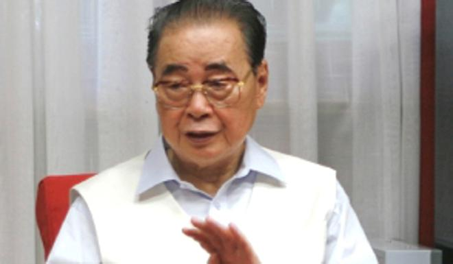 Li Peng trained as an electrical engineer and was a major advocate of the controversial Three Gorges Dam. Photo: Beijing Institute of Technology