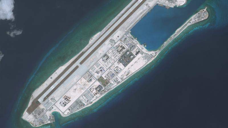 China's rising challenge to US raises risk of South China Sea conflict, Philippines warns
