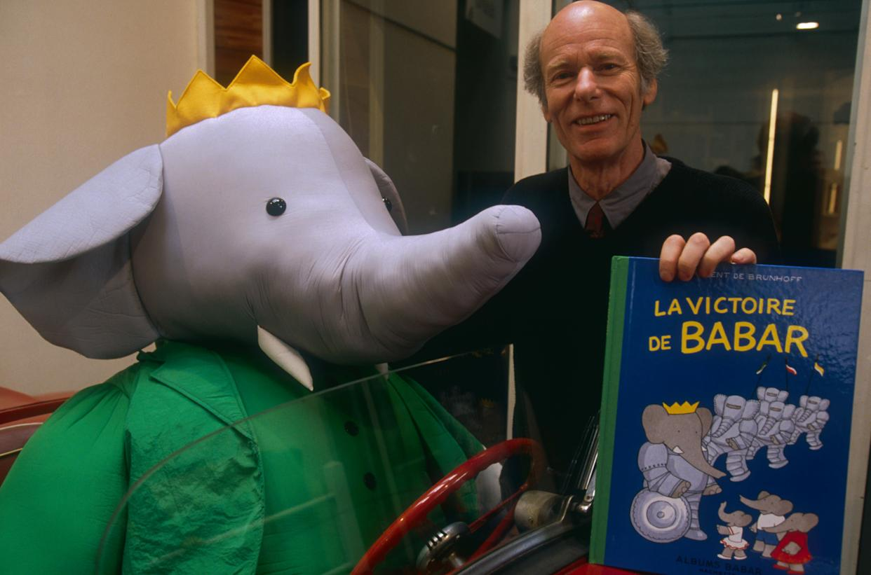 Baby Babar was not meant to be. (Photo: Pascal J Le Segretain via Getty Images)
