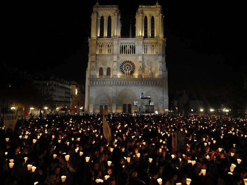 Notre Dame cathedral fire: Blaze is proof that truly great architecture holds hallucinatory power