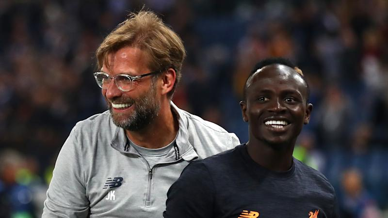 Klopp and Mane win Premier League March awards