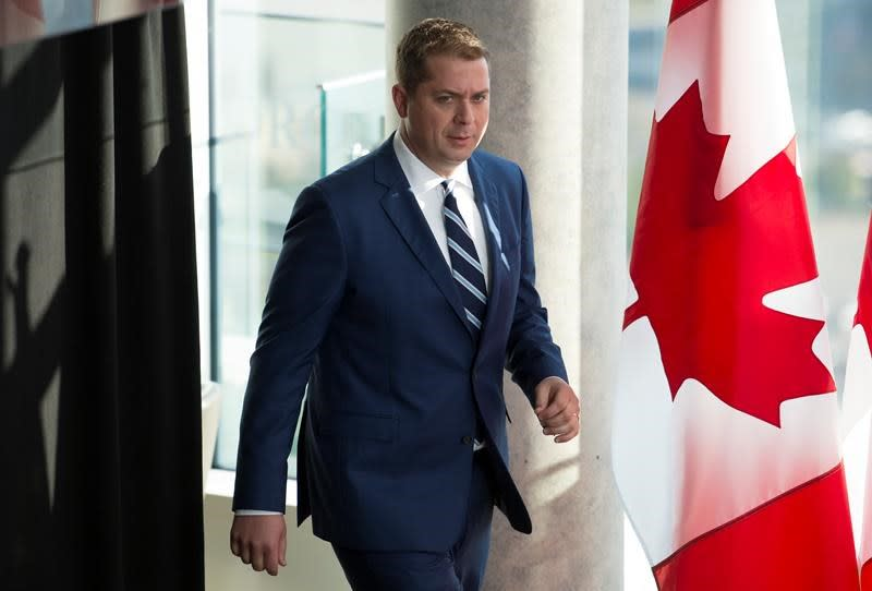 Scheer pledges to cut foreign aid by 25%, re-invest savings in various tax cuts