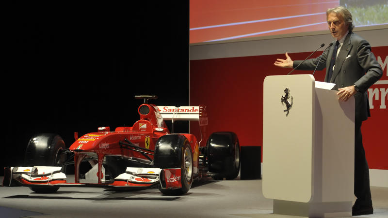 Ferrari to limit sales to boost brand exclusivity