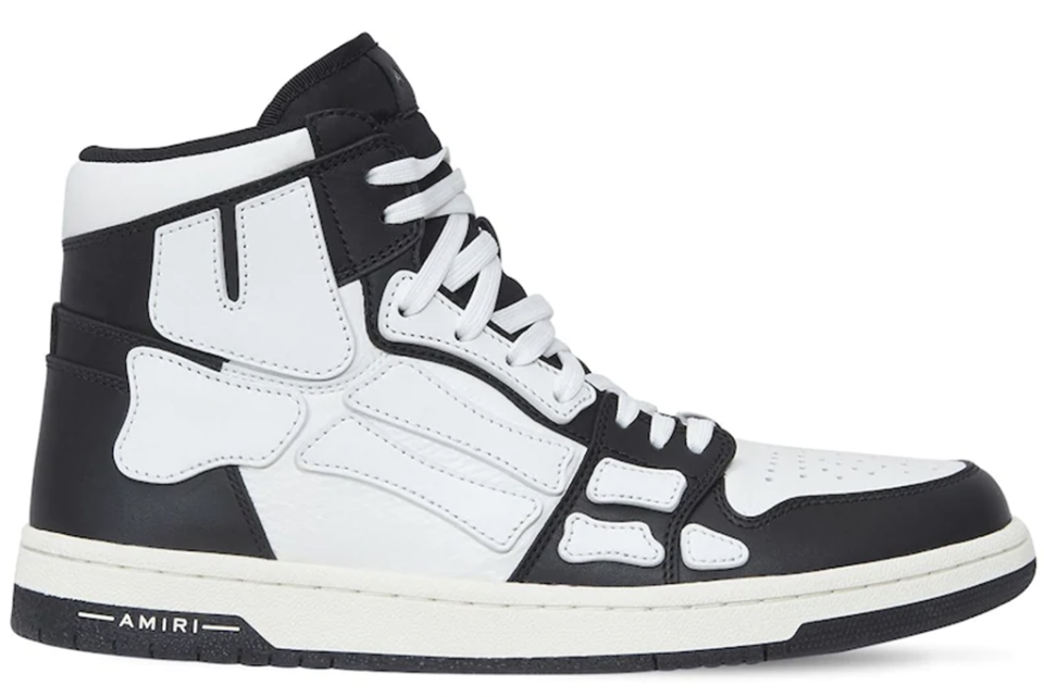 Mike Amiri Bones Sneakers