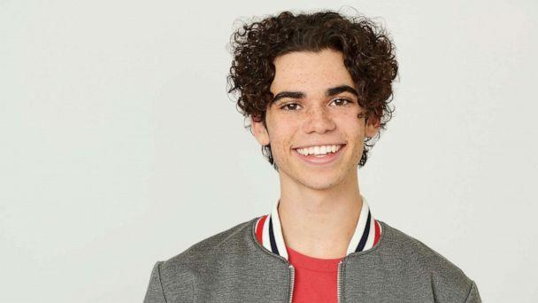 PHOTO:Cameron Boyce is seen here in this undated file photo. (ABC)