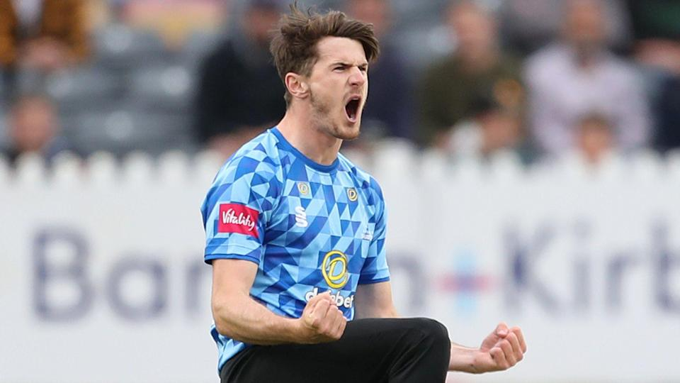 George Garton has 'tricks up his sleeve' as he prepares for possible England debut, says Graham Thorpe   Cricket News   Sky Sports