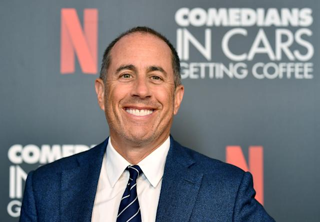 """A 1991 episode of """"Seinfeld"""" successfully predicted the final score of the Spurs-Cavaliers game on Thursday night. (Emma McIntyre/Getty Images for Netflix)"""