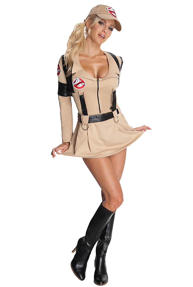 """<p>Who ya gonna call about this abominable creation? Clearly, the folks who made <a href=""""http://www.partycity.com/product/adult+sassy+ghostbusters+costume.do?sortby=ourPicks&page=2&navSet=110777"""" rel=""""nofollow noopener"""" target=""""_blank"""" data-ylk=""""slk:this costume"""" class=""""link rapid-noclick-resp"""">this costume</a> missed the entire girl-power point of <em>Ghostbusters 3</em>.<br>(Photo: Partycity.com) </p>"""