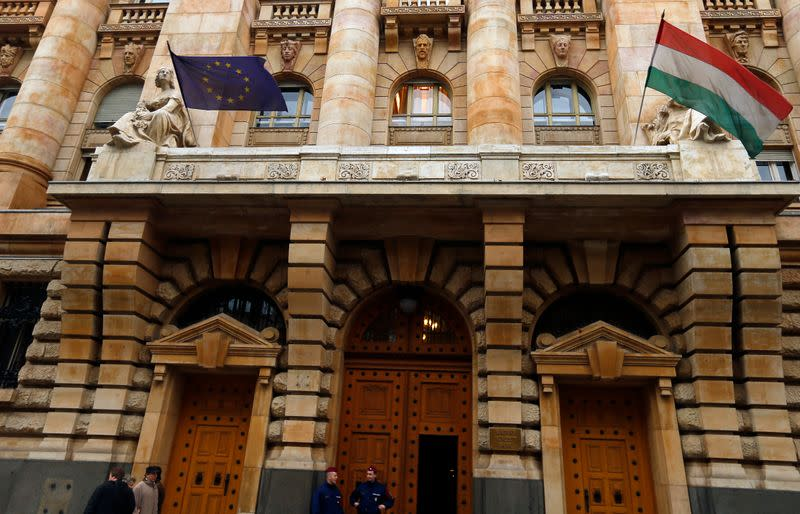 Hungary central bank to further ease terms of cheap loans scheme