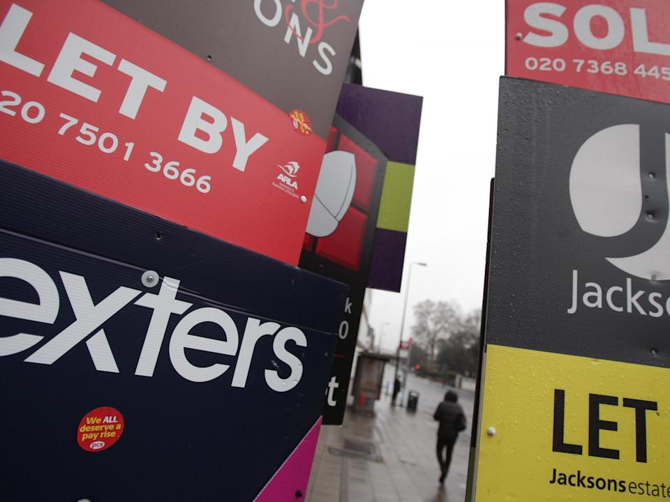 Nearly one-quarter of young renters are reliant on the government's furlough scheme: PA