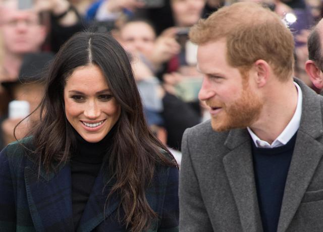 Prince Harry and Meghan Markle are getting married in May of this year, with 91-year-old Queen Elizabeth and 96-year-old Prince Philip in attendance. (Photo: Getty Images)