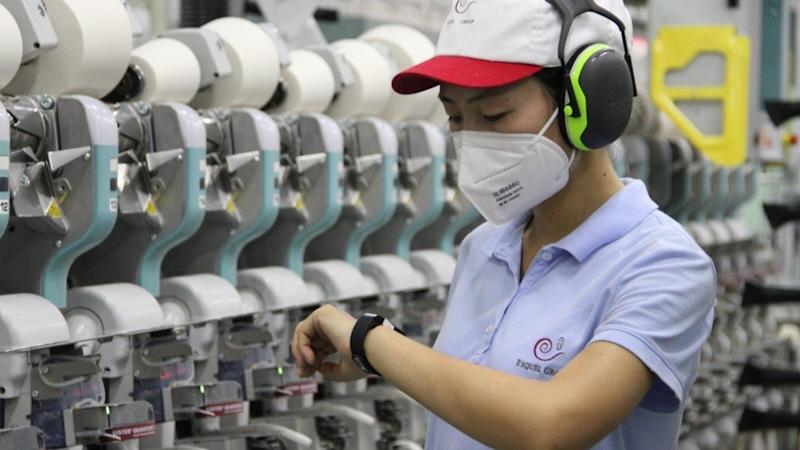 Hong Kong textile giant Esquel, supplier of Nike and Hilfiger, suspends operations at spinning mill as new coronavirus cases spark lockdown of Xinjiang's capital