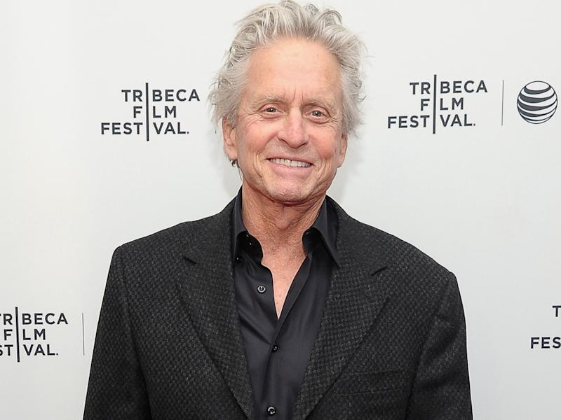 Michael Douglas' sailing ambitions