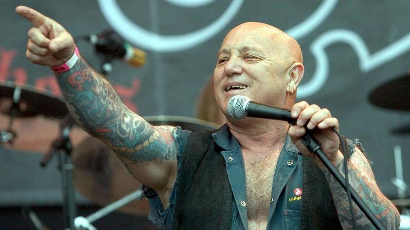 Rock legend Angry Anderson's son killed in alleged 'violent' attack