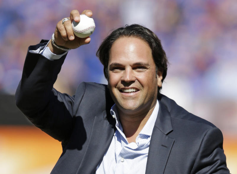 Mets induct Mike Piazza into team's Hall of Fame